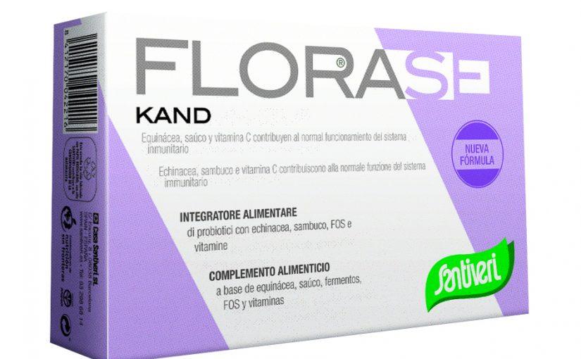 florase kand probioticos