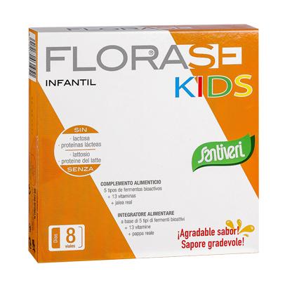 Florase Kids Santiveri Probióticos Niños