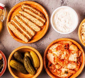 alimentos probióticos que cuidan tu digestivo